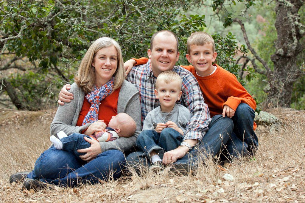 Johnson Family Photo November 2013