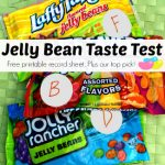 Jelly Bean Taste Test