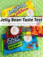 Jelly Bean Taste Test