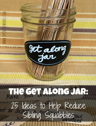 The Get Along Jar