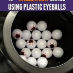 10+ Halloween Games Using Plastic Eyeballs