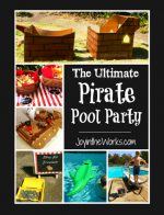 Pirate Pool Party: A 6th Birthday Celebration
