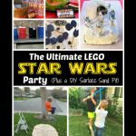 The Ultimate Lego Star Wars Birthday Party