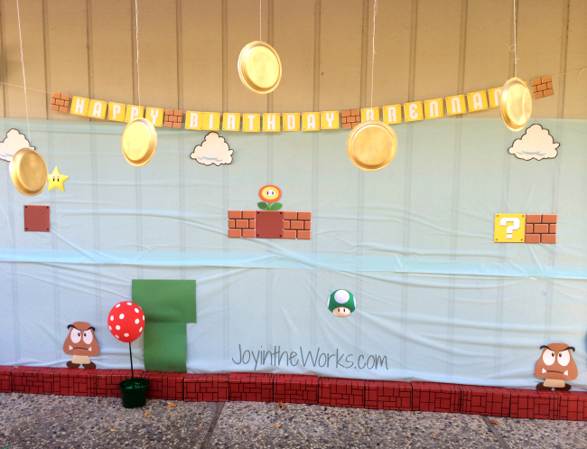 Mario Backdrop 650x497