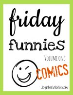 Friday Funnies Volume One