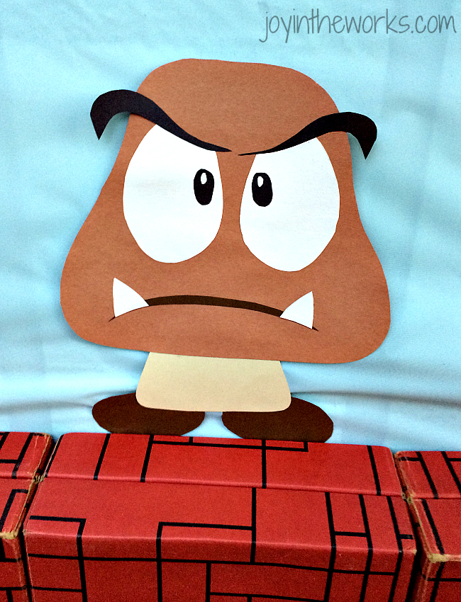 Make a homemade Goomba