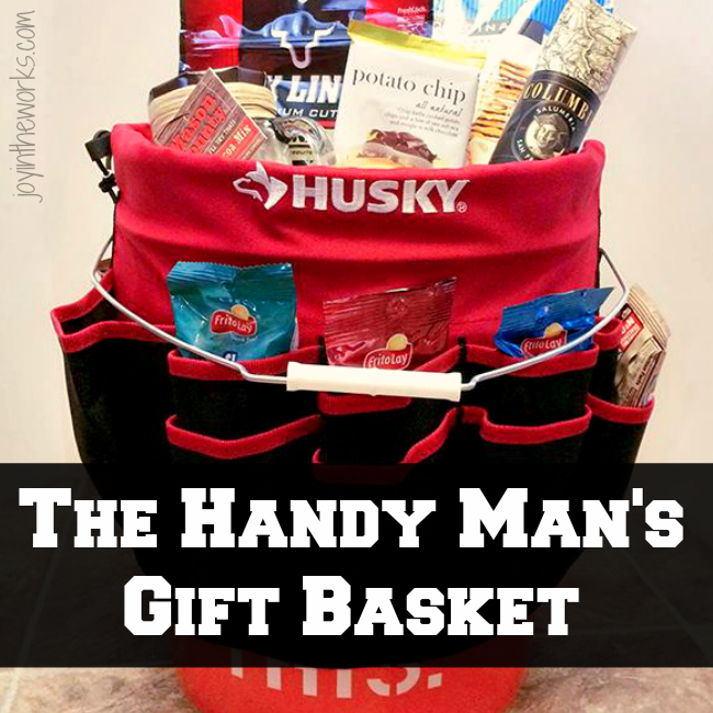 Birthday Gift Ideas For That Special Man In Your Life: The Handy Man's Gift Basket