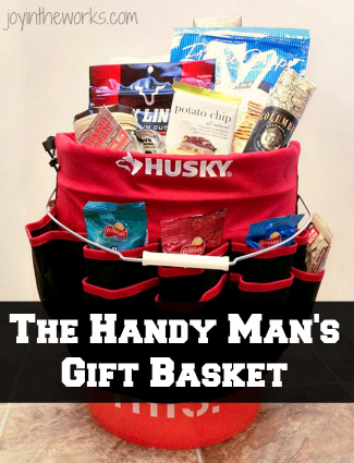 The Handy Man's Gift Basket