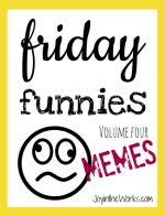 Friday Funnies Volume Four
