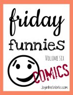 Friday Funnies Volume Six