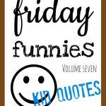 Friday Funnies Volume Seven