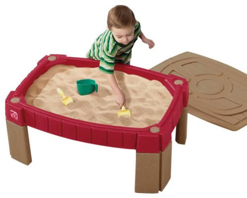 Ideas for the Big Christmas Morning Gift: Sand Table