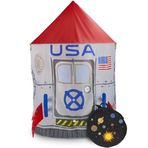 Ideas for the Big Christmas Morning Gift: Rocket Tent