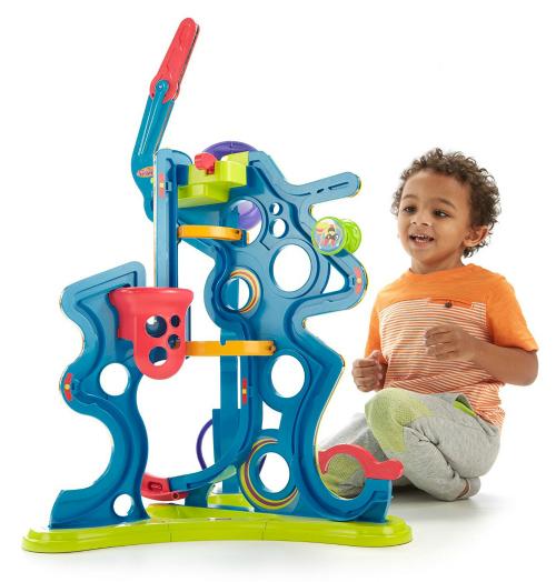Ideas for the Big Christmas Morning Gift: Spinnyos Giant Yoller Coaster