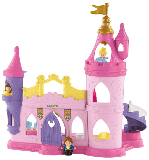Ideas for the Big Christmas Morning Gift: Princess Castle