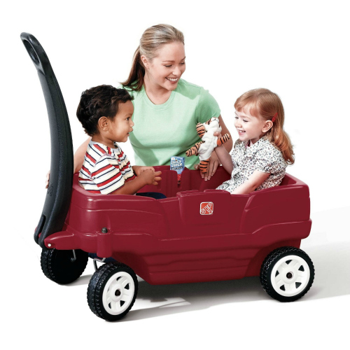 Ideas for the Big Christmas Morning Gift: Wagon