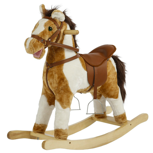 Ideas for the Big Christmas Morning Gift: Rocking Horse