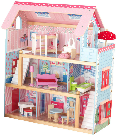 Ideas for the Big Christmas Morning Gift: Dollhouse