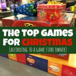 Top Games for Christmas