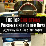 Christmas Gifts for Older Boys