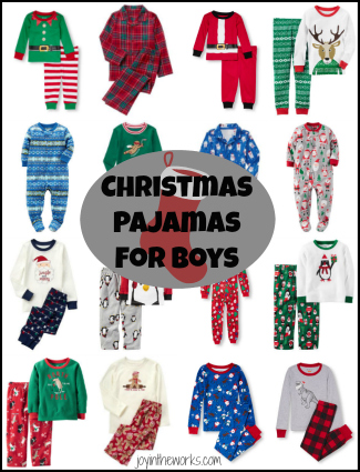 Find all the cutest Christmas Pajamas for boys from your favorite stores in one place! I love Gymboree, Carters, Children's Place and more and I will show you the best of them all!