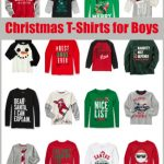 Christmas T-Shirts for Boys
