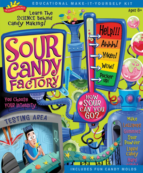 The top Christmas presents for girls: Sour Candy Factory