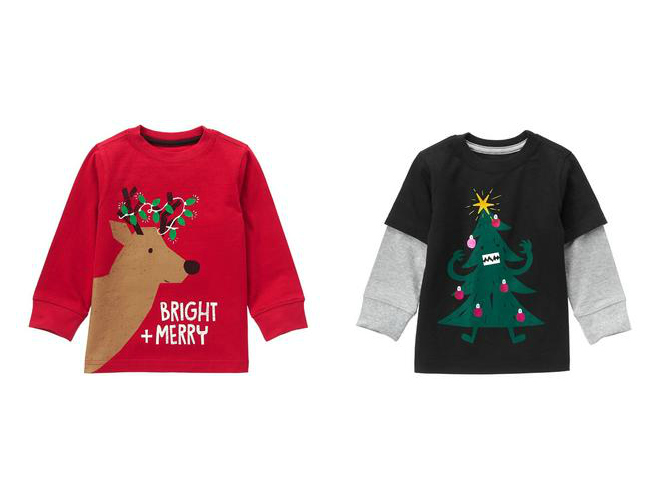 Christmas T-Shirts for Boys - Joy in the Works