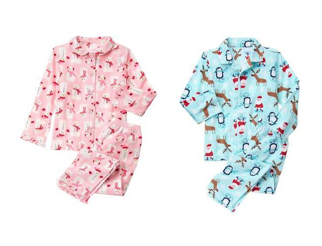 Christmas Pajamas for Girls