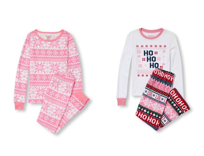... Christmas Pajamas for Girls