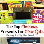 Christmas Gifts for Older Girls