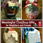 Meaningful Christmas Gifts for Friends, Neighbors and Teachers