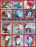 Simple Valentine Gift Ideas for Boys