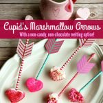 Cupid's Marshmallow Arrows