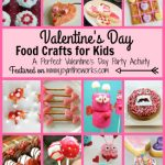 Need a snack for a class Valentine's Day Party? Check out these 20 Valentine's Day Food Crafts for Kids! Not only are they fun for the kids to make, but they all look so yummy to eat too!