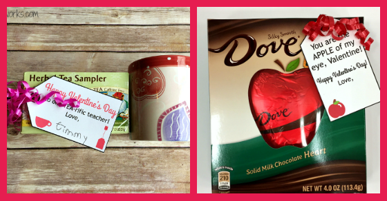 Valentine S Day Gift Ideas For Teachers Joy In The Works