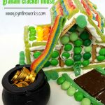 Leprechaun Graham Cracker House