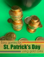 St. Patrick's Day Gold Coin Games