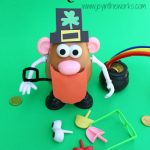 Leprechaun Mr. Potato Head