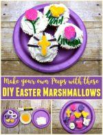 DIY Easter Marshmallows