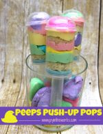 Peeps Push-Up Pops