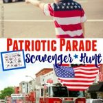 Patriotic Parade Scavenger Hunt