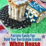 Build Your Own Graham Cracker White House