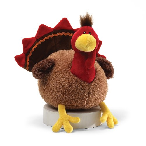 Gund Stuffed Animal Turkey