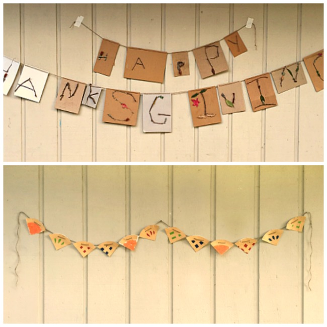 Looking for Classroom Thanksgiving Feast Ideas? Or need Kid's Thanksgiving Feast Food, Snacks or Activities? Check out these 20+ ideas for a Thanksgiving Feast in the classroom or at home! #thanksgivingforkids #thanksgivingfeastintheclassroom #classroomthanksgivingfeast #thanksgivingcrafts #thanksgivingdecorations #thanksgivinggarland #thanksgivingbanner