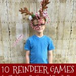 10 Reindeer Games for Christmas Parties and Family Fun