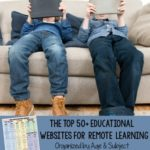 Free Educational Websites for Remote Learning