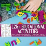 Educational Activities for Remote Learning