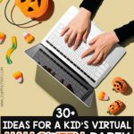 Virtual Halloween Party Ideas