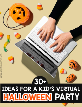 Virtual Halloween Party Ideas